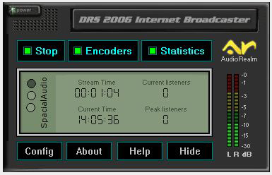 DRS 2006 Internet Broadcaster